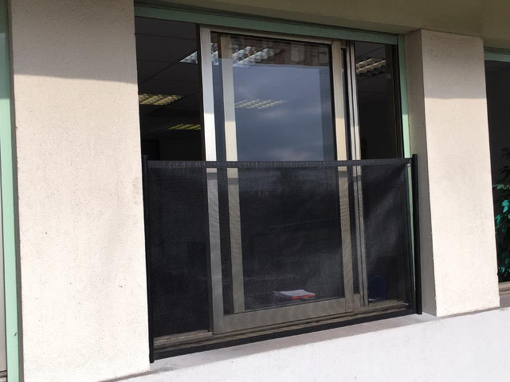 Protection Fenêtre Antichute Enfant Securifenetre ø16mm Hauteur