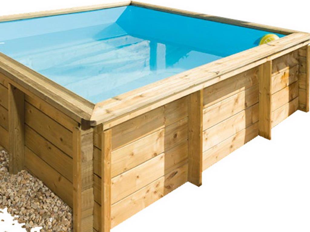 piscine bois hors sol proswell tropic junior sur march. Black Bedroom Furniture Sets. Home Design Ideas
