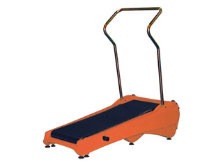 Hexagone - Tapis d'aquajogging HEXA RUN orange HEXAGONE