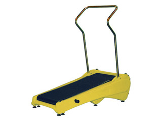 Hexagone - Tapis d'aquajogging HEXA RUN jaune HEXAGONE