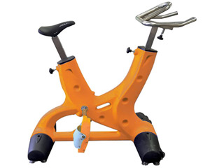Hexagone - HEXABIKE OPTIMA velo de piscine orange HEXAGONE