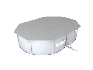 b che d 39 hivernage bestway hydrium 7 48 x 3 71 m pour piscine hors sol 7 40 x 3 60 x 1 20 m sur. Black Bedroom Furniture Sets. Home Design Ideas