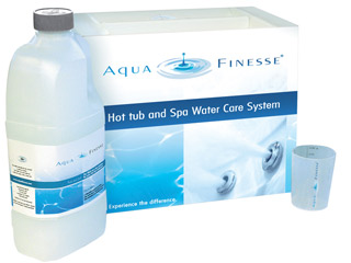 Aqua Finesse - Kit de traitement Spa Aqua Finesse