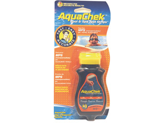 Languettes d'analyse AQUACHEK ORANGE 3 EN 1