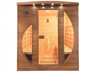 France Sauna - Sauna infrarouge cabine 4 places SPECTRA 4 puissance 2950W