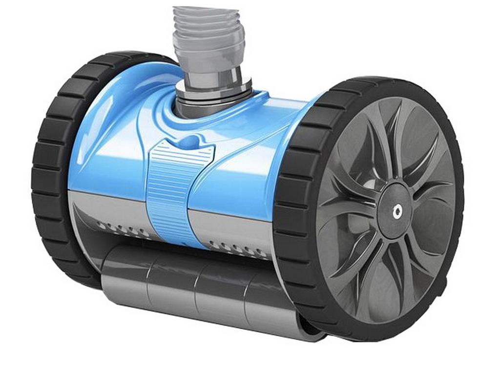 Robot piscine hors-sol hydraulique LIL REBEL Pentair