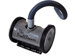 Robot piscine automatique aspiration the poolcleaner sur for Robot piscine par aspiration