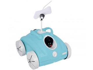 Robot piscine lectrique clean go e20 sur for Robot piscine sur batterie