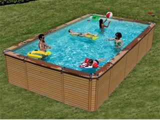 Achat piscine hors sol composite zodiac mat riel piscine for Piscine hors sol composite zodiac