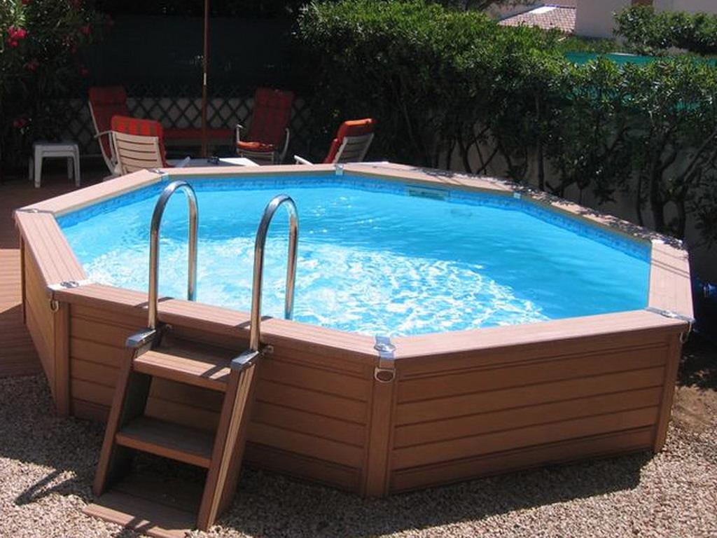 Kit piscine hors sol azteck ronde diam tre sur march - Choix piscine hors sol ...