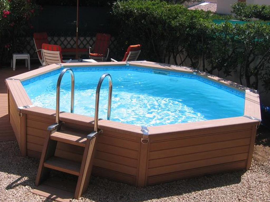 kit piscine hors sol azteck ronde diam tre sur. Black Bedroom Furniture Sets. Home Design Ideas