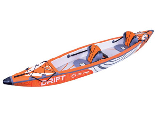 ZRay - Kayak gonflable 2 places Zray DRIFT 426