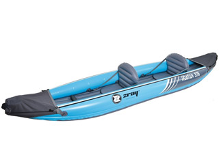 Kayak gonflable Zray ROATAN 376 2 places