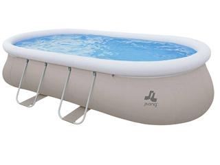 piscine hors sol autoportante le march de la piscine. Black Bedroom Furniture Sets. Home Design Ideas