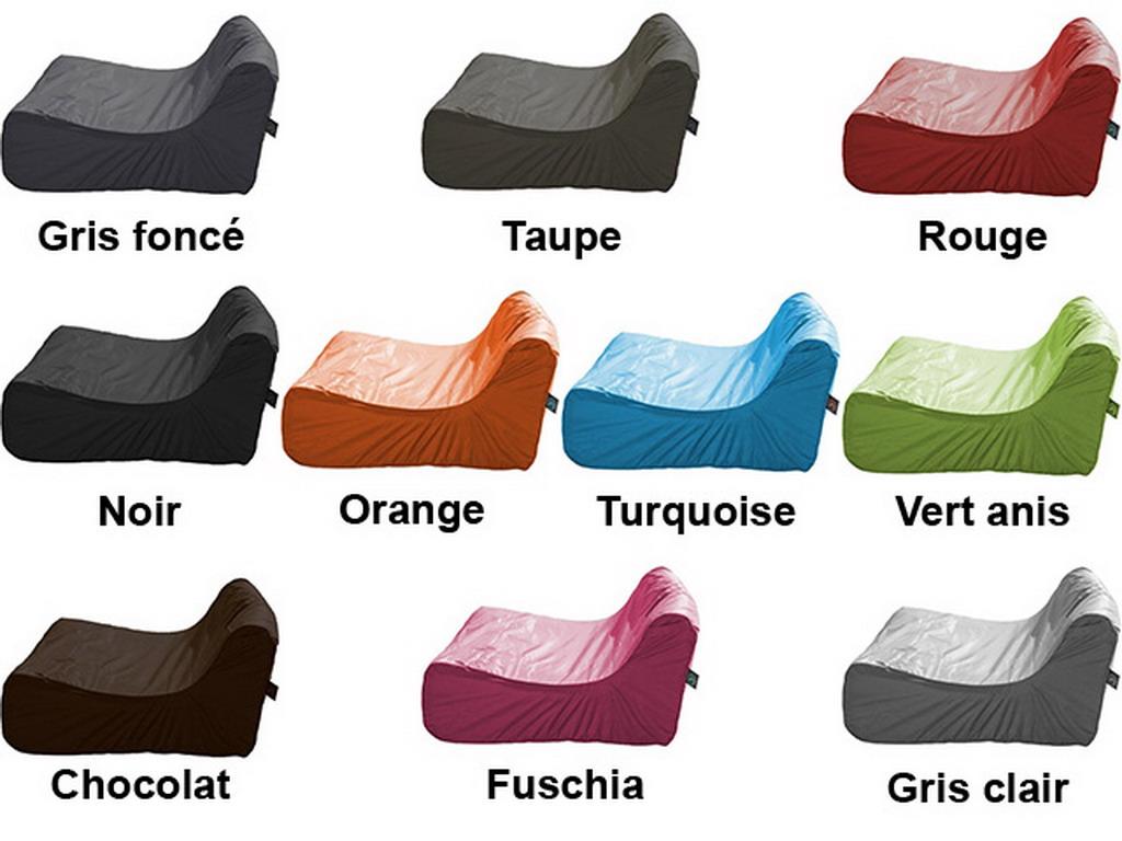 Housse pour fauteuil piscine SITINPOOL Sunvibes 10 couleurs au choix ... a167bb1835eb
