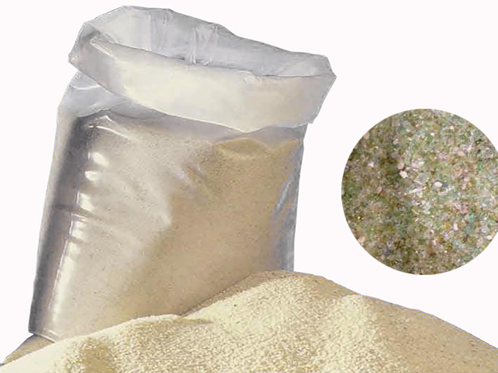 Sandglass Verre Filtrant 0 3 1 6 Mm 25kg Pour Filtre Piscine Sur