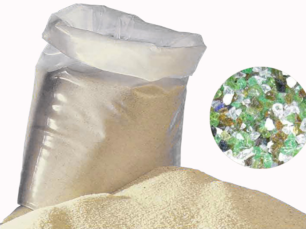 Sandglass Verre Filtrant 1 6 4 Mm 25kg Pour Filtre Piscine Sur