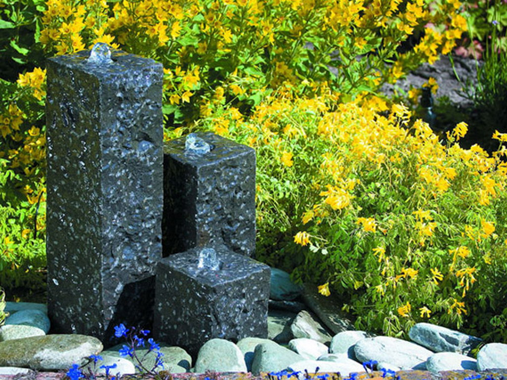Kit complet fontaine de jardin MODENA Ubbink