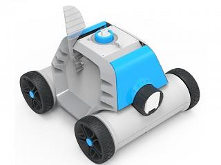 Robot piscine lectrique sans fil thetys bestway sur march - Robot piscine sans fil ...