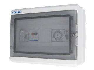 Coffret PANORAMA PA20 ID filtration piscine CCEI