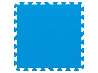 tapis de sol bestway puzzle 50 x 50 cm pour piscines hors. Black Bedroom Furniture Sets. Home Design Ideas