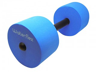 WaterFlex - Halteres mousse d'aquagym Waterflex pour piscine