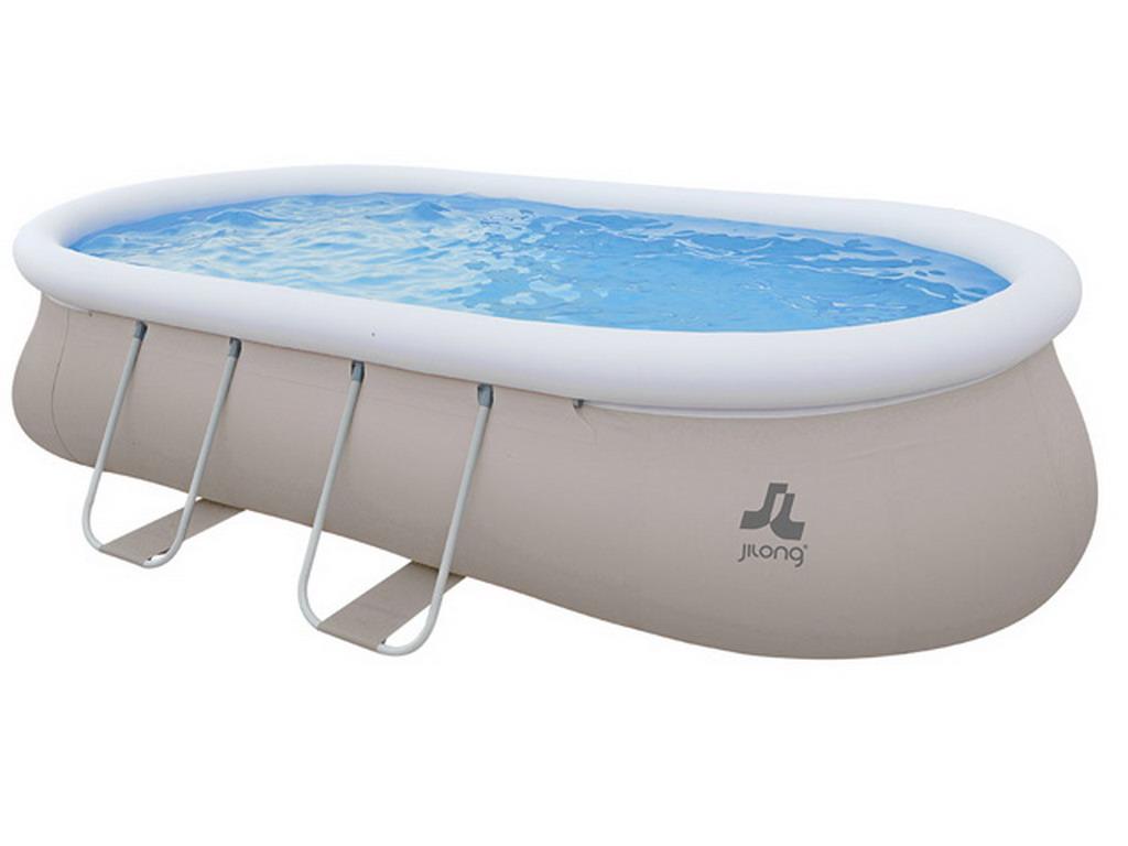 Piscine hors sol autoportante jilong chinook 732x360x122cm filtration sable sur - Filtration sable piscine hors sol ...