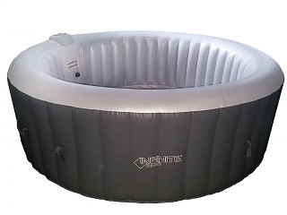 Spa gonflable Ubbink INFINITE SPA XTRA 6 places Ø208x65cm 1000l