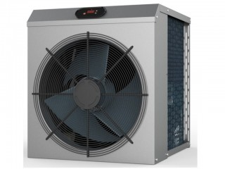 PoolStyle - Pompe a chaleur piscine R32 Mini HEAT PUMP 3Kw