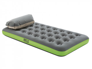 Bestway - Matelas gonflable camping PAVILLO Roll & Relax Bestway 1 place 188x99x22cm