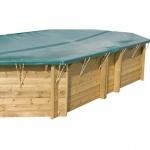 Couverture piscine hors-sol