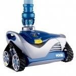 Robot à aspiration