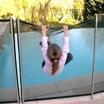 Barrière piscine