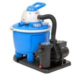 Pompe et filtration