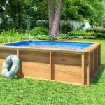 Mini-piscine enfant