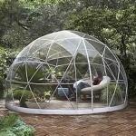 Abri bulle et dôme