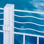 Barrière piscine Aquaclo