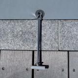 Couverture de securite a barres Walter WALU POOL EVOLUTION 4 saisons NFP90-308 - Un système d'attache rapide Sécurité et fixation de la couverture