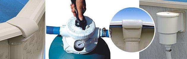 Kit piscine hors-sol acier resine FLAMENCO Luxe ronde 4.60m x 1.32m - Avantages des piscines FLAMENCO