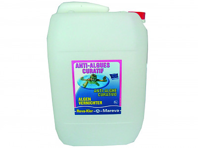 Produit de traitement mareva stop algues moutarde pot de - Anti algue moutarde ...