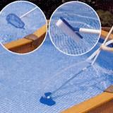 Kit piscine tubulaire Intex ULTRA SILVER rectangulaire 457 x 274 x 122cm filtration sable - Intex ULTRA SILVER Une piscine de qualité pour une baignade sans souci