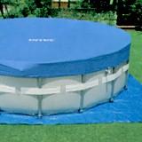Kit piscine tubulaire Intex ULTRA SILVER rectangulaire 975 x 488 x 132cm filtration sable - Intex ULTRA SILVER Une piscine de qualité pour une baignade sans souci