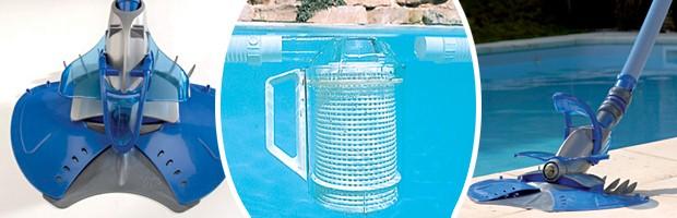 Robot piscine baracuda good with robot piscine baracuda for Barracuda aspirateur piscine