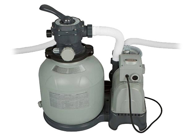 Groupe de filtration Intex PUR debit 8m³/h puissance 0.75CV pour piscine jusqu'a 56m3 - Avantages du groupe de filtration Intex PUR débit 8m³/h puissance 0.75CV pour piscine jusqu'à 56m3