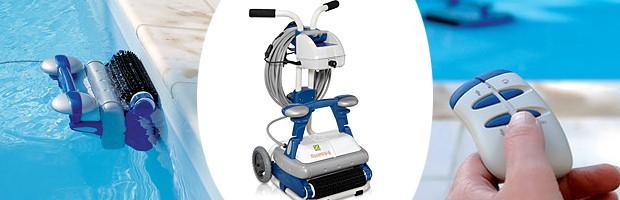 Robot piscine baracuda sweepy free zodiac avec for Robot piscine baracuda