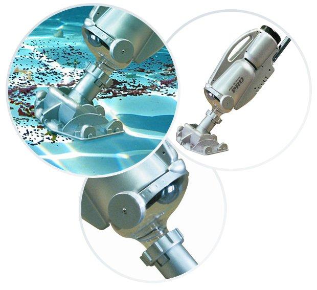 Aspirateur electrique Water Tech POOL BLASTER PRO 900 pour piscine et spa - Galerie photos aspirateur piscine et spa POOL BLASTER PRO 900