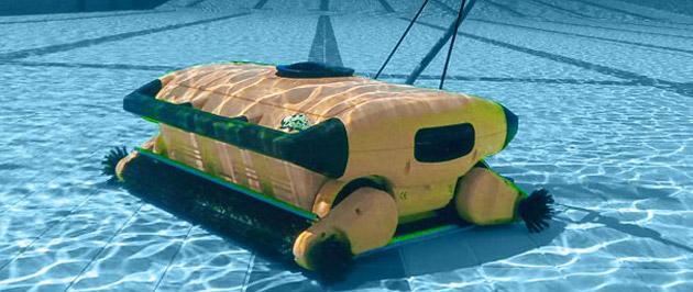 Robot piscine electrique Dolphin WAVE 300XL avec telecommande et chariot - Robot piscine électrique professionnel Dolphin WAVE 300XL Le nettoyage professionnel