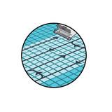 Robot piscine electrique Dolphin WAVE 300XL avec telecommande et chariot - Robot piscine électrique professionnel Dolphin WAVE 300XL Une technologie avancée