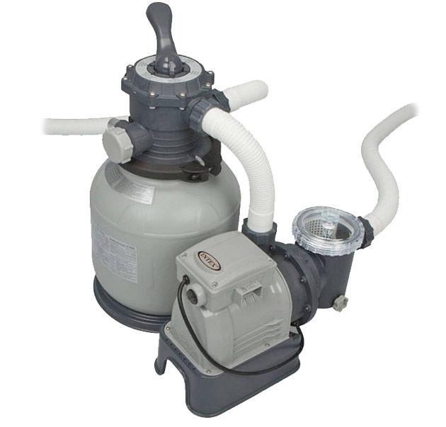 Groupe de filtration Intex PUR debit 6m³/h puissance 0.50CV pour piscine jusqu'a 36m3 - Avantages du groupe de filtration Intex PUR débit 6m³/h puissance 0.50CV pour piscine jusqu'à 36m3
