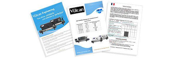 Rechauffeur Vulcan ANALOGUE Titane 12kW Tri piscine hors-sol et enterree - Documents à télécharger conformité à la norme CE, notice d'utilisation, choix réchauffeur